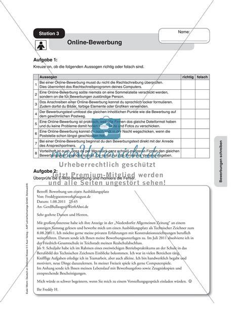 Anschreiben Lebenslauf Zeugnisse In Eine Datei Eine Bewerbung Schreiben Anschreiben Lebenslauf Und Bewerbung Verfassen Meinunterricht De