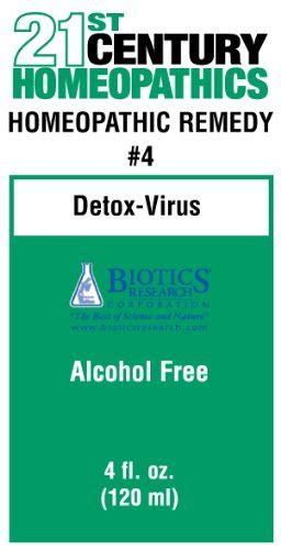 Virus Detox by Biotics Research Homeopathic 2 Lymphatic