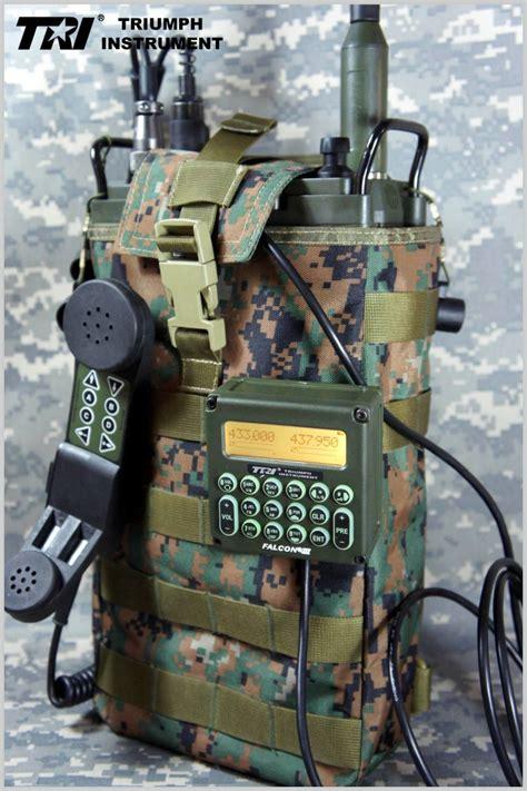 tri instrument prc  versatile  stage fm radio   tacticalgeartradecom