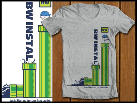 Plumbing Shirt Designs by Transport Of Aggressive And Hazardous Substances