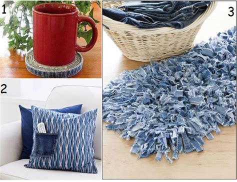denim craft projects best 25 ideas on diy crafts