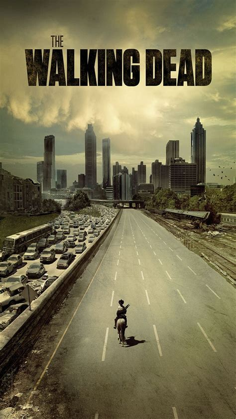 wallpaper iphone 6 the walking dead tap and get the free app movies the walking dead rick