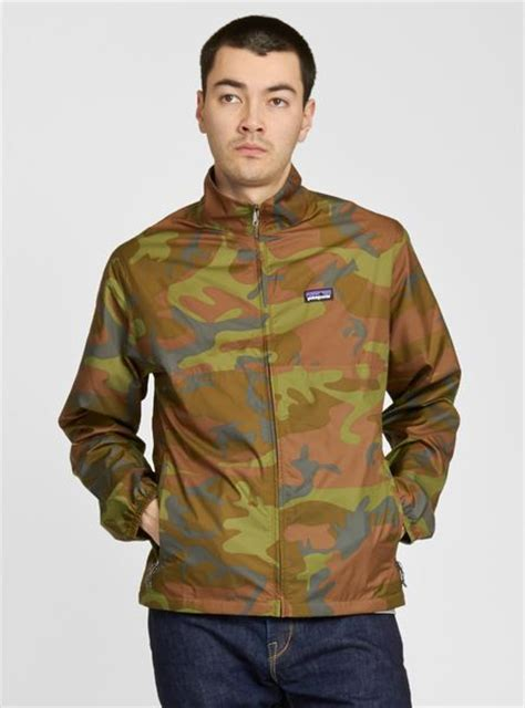 Patagonia Light And Variable Jacket by Patagonia Light And Variable Jacket In Brown For Lyst