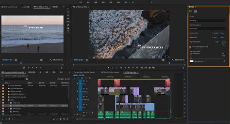 Adobe Premiere Pro Cc 2018 年 4 月版新增功能摘要 Premiere Pro News Template