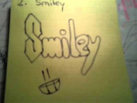 Leichte Sachen Zum Malen by Sachen Zum Nachmalen Hund Smiley Co