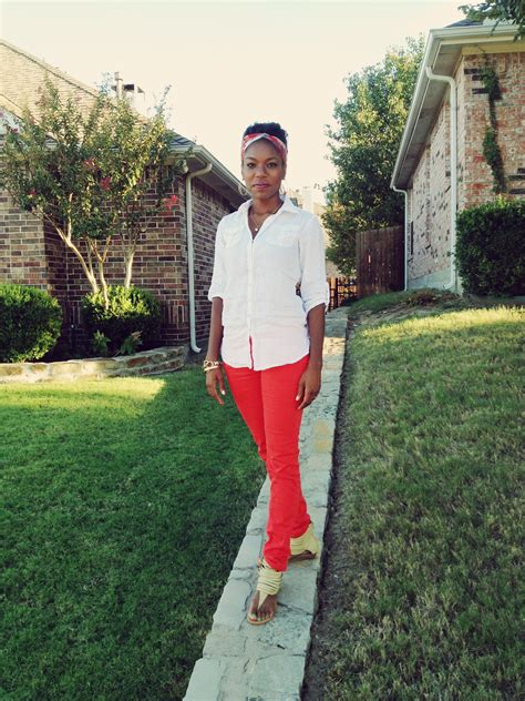 wore colored skinny jeans outfit charmed valerie