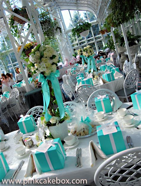And Co Bridal Shower Theme by Picture Of Hotel Conservatory
