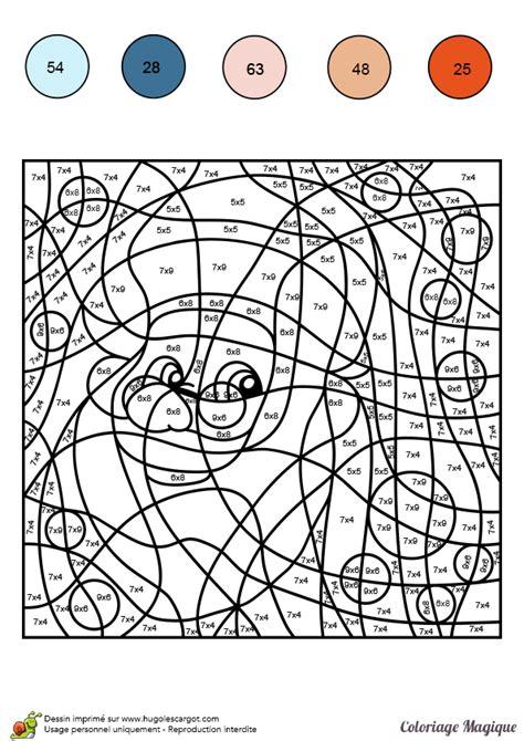 Coloriage Magique Orthographe Ce2
