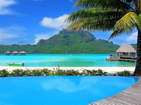 bora bora best resort bora resorts all inclusive packages tahiti vacation island