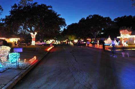 Windcrest Lights by A Guide To San Antonio S Celebrations