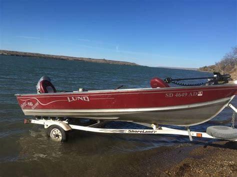 lund boats south dakota 16 ft lund alaskan 2000 5750 pierre boats for sale