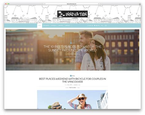 best home blogs 50 best wordpress travel themes for blogs hotels and