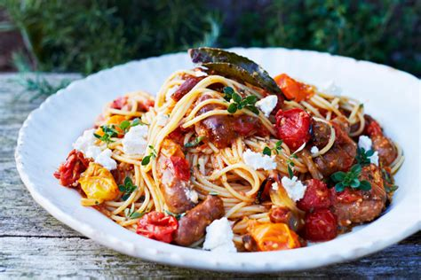 Cooking Board by 9 Totally Delicious Pasta Recipes Jamie Oliver Features