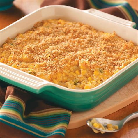 scalloped corn bake recipe taste of home