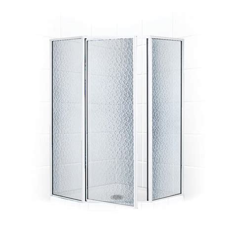 neo angle shower door 70 h mustee stylemate 36 in x 70 in framed neo angle pivot