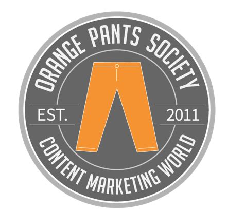 knickerscom tm the unforgettable brand the world are you part of the orange pants society at cmworld join in