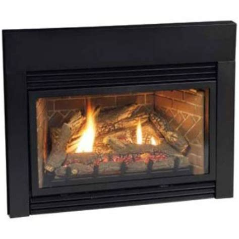 Small Fireplace Inserts by Empire Innsbrook Small Direct Vent Gas Fireplace Insert