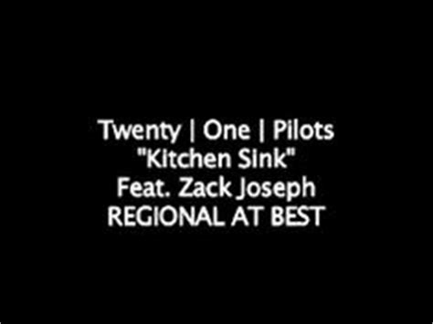 21 Pilots Kitchen Sink Twenty One Pilots On Pinterest Joseph Migraine Twenty One Pilots And Contacts