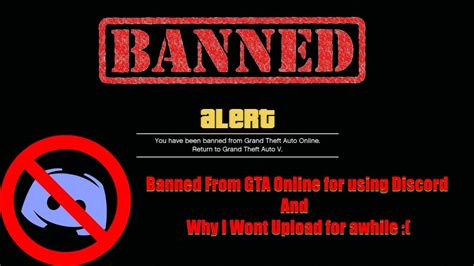 discord gta 5 indonesia gta 5 banned for using discord also why i might not