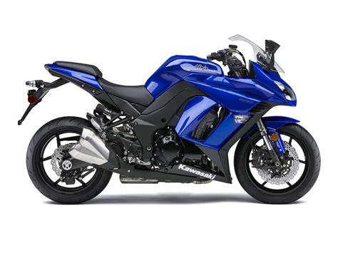 blue motorbike 2014 kawasaki ninja 1000 abs review first ride