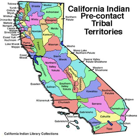 indian california map american indians manifest destiny