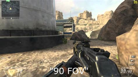 Black View 1 Black call of duty black ops 2 how to change fov 90 field of view tutorial
