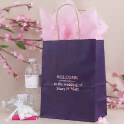 wedding guest gift bags 8 x 10 custom printed paper wedding hotel guest gift bags set of 25