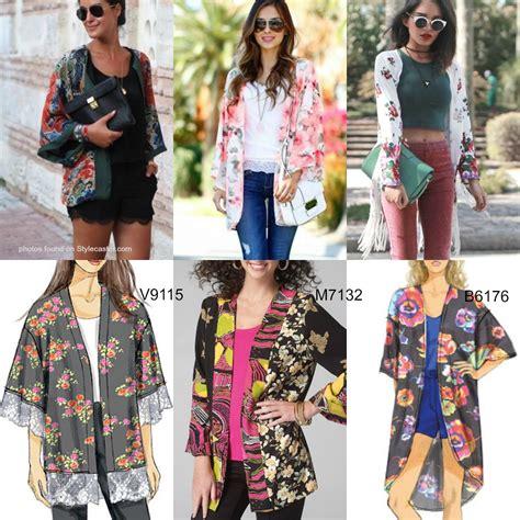 Kimono Jacket Pattern Mccalls | summertime and the kimono is easy mccalls social