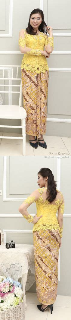 Atasan Brokat Blouse Brukat Cape Brokat Premium photo from verdinasiagian kebaya inspiration