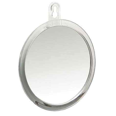 suction cup mirror bathroom magnified suction cup mirror 10x mirrors hearmore com
