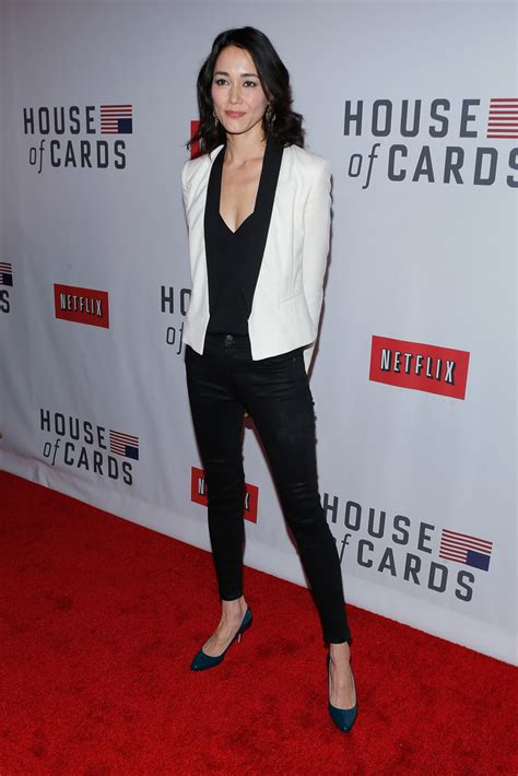 new house of cards sandrine holt photos photos netflix s quot house of cards quot new york premiere arrivals