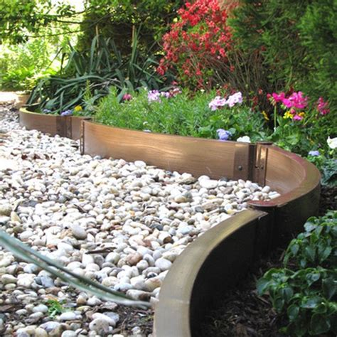 Garden Edging Ideas 37 Creative Lawn And Garden Edging Ideas With Images