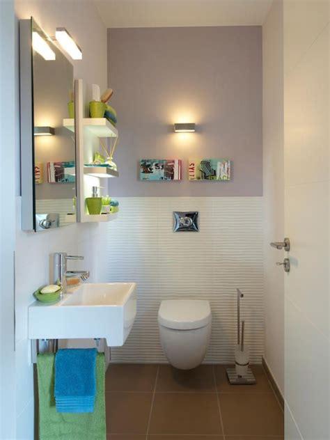 clevere loesung fuers gaeste wc gaeste wc badezimmer klein