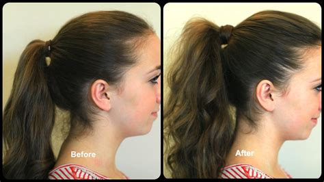 how to do ponytail hairstyles how to get the perfect ponytail hairstyle tips cute