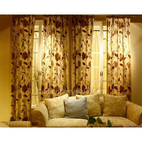 organic blackout curtains organic sound absorption floral print inexpensive blackout