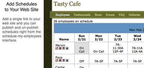 printable employee schedule maker free employee weekly schedule maker