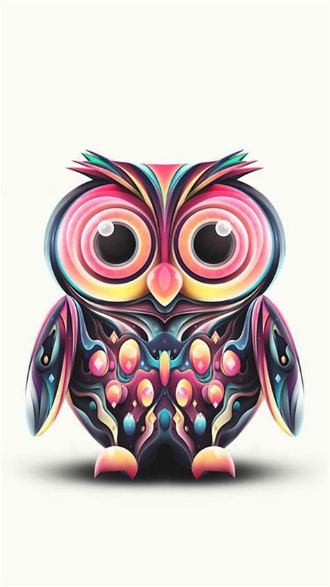 colorful owl wallpaper 1000 images about wallpapers on pinterest iphone 5