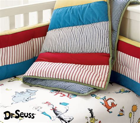 Dr Seuss Crib by Kicking It In The Suburbs Nursery Inspiration