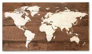 Popular Paint Colors For Living Rooms world map reclaimed wood wall art rustic novelty signs