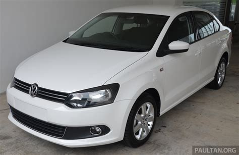 Gallery Volkswagen Polo 1 6 Sedan Ckd Facelift