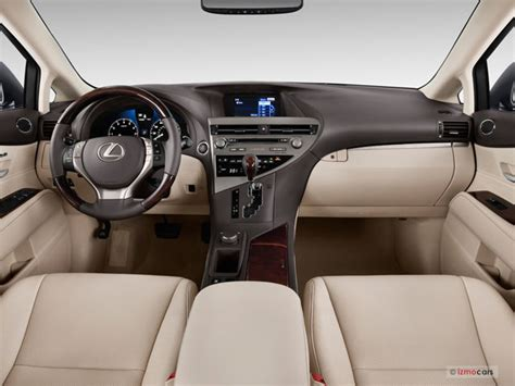 lexus rx dashboard 2013 lexus rx 350 interior u s news world report
