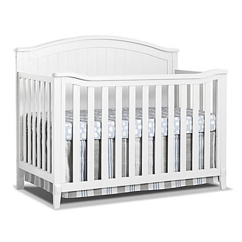 sorelle convertible crib white sorelle fairview 4 in 1 convertible crib in white buybuy