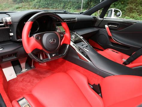 lexus lfa price interior 2012 lexus lfa prices reviews and pictures u s