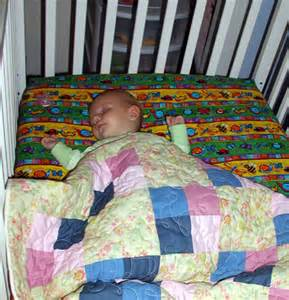 Baby Will Not Sleep In Crib Crib Sheet Tutorial What The Hay