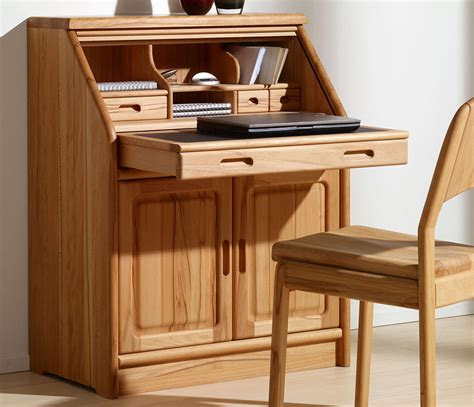 bramley bureau desk from desks home office furniture solid wood wharfside