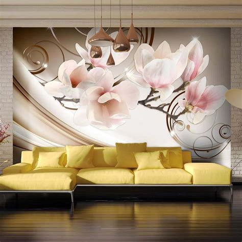 Incroyable Papier Peint 4 Murs Salon #1: papier-peint-sejour-deco-3d.jpg