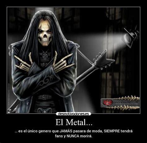 imagenes de calaveras heavy metal el metal desmotivaciones