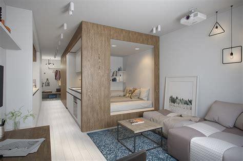 House Plans Under 600 Sq Ft by Decoracion De Apartamentos Peque 241 Os Dise 241 Os De Moda