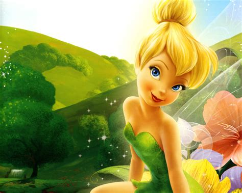 tinkerbell wallpaper disney fairies