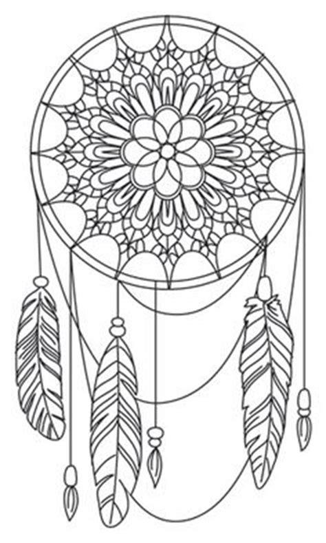 coloring pages moon dreamcatcher dibujos de atrapasue 241 os para imprimir y colorear